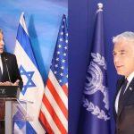 یائیر لاپید: هدف آمریکا و اسرائیل در قبال ایران مشترک است