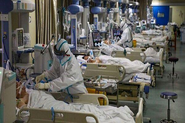 ۱۲۴ بیمار کرونایی جان خود را از دست دادند/ ۱۶ شهر در وضعیت قرمز