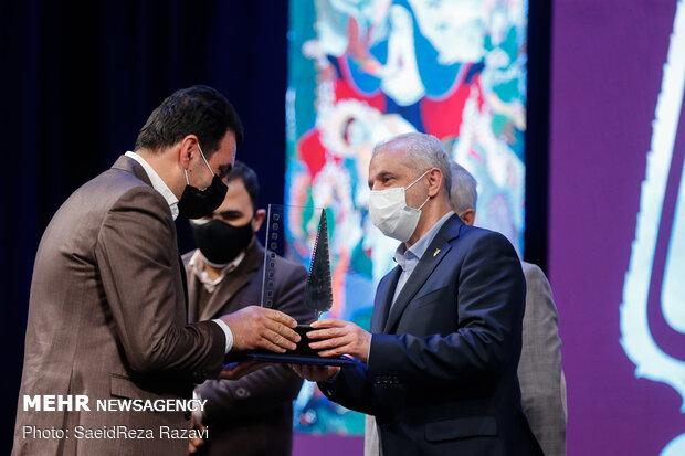 تعیین برگزیدگان پنجمین جشنواره آموزشی و تحصیلی جایزه ملی ایثار