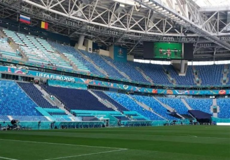 یورو 2020  ترکیب تیمهای بلژیک و روسیه اعلام شد