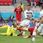 یورو 2020| پیروزی پرتغال مقابل مجارستان با طوفان 8 دقیقهای/ رونالدو به دایی نزدیکتر شد
