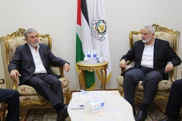 نشست مهم سران حماس و جهاد اسلامی در قاهره