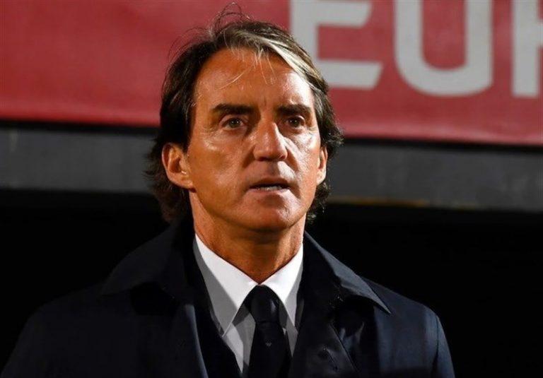 دلیل مانچینی برای قبول سرمربیگری تیم ملی ایتالیا
