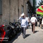 هوای تهران باز هم آلوده شد