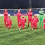 تساوی دختران ایران برابر ازبکستان