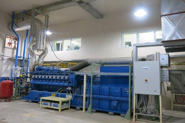 نصب ۱۹۰۰ مگاوات نیروگاه تولید پراکنده کشور