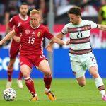 یورو 2020| توقف پرتغال در نیمه نخست پرتماشاگرترین بازی جام/ رکوردی جدید برای رونالدو