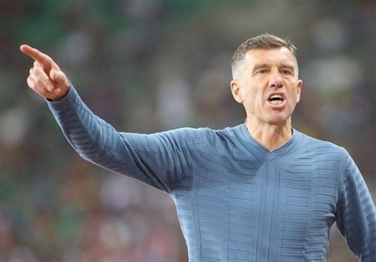 کاتانتس: شرایط سختی داریم و بازیکنان را فقط در تمرین میبینم/ ایران روی اتفاقات خاص مقابل هنگکنگ گلزنی کرد