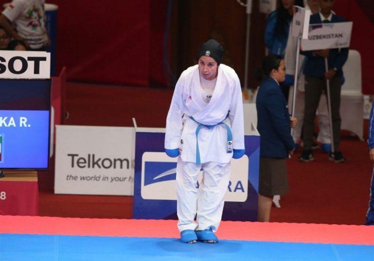 کاراته گزینشی المپیک  علیپور حذف شد/ سهمیههای کومیته ایران افزایش نیافت