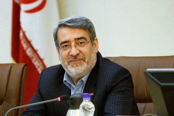 رحمانیفضلی: هدف وزارت کشور برگزاری انتخاباتی امن و قانونی است
