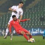 داور اردنی برای دیدار تیم ملی ایران و هنگ کنگ
