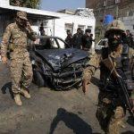 انفجار بمب در بلوچستان پاکستان/ ۴ نظامی کشته شدند