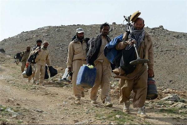 داعش مسئولیت حمله به مینروبهای افغانستان را پذیرفت
