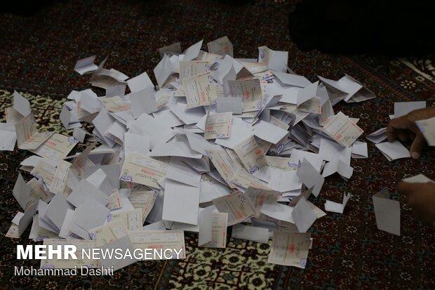 رئیسی پیشتاز شد/ آخرین اخبار از شمارش آرای انتخابات ۱۴۰۰