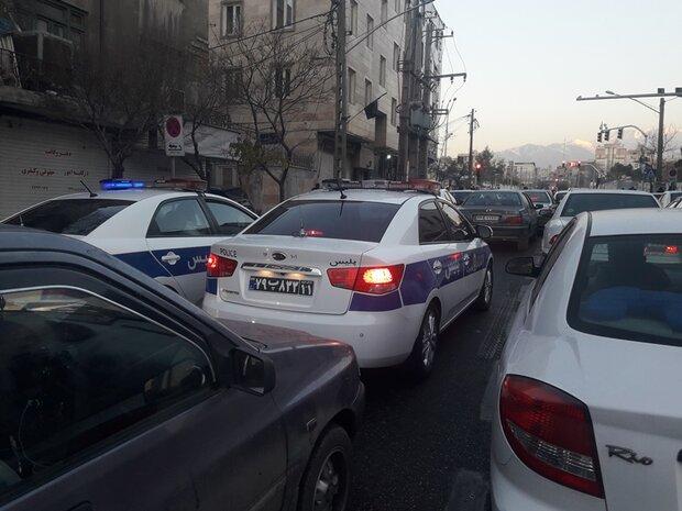 ترافیک سنگین صبحگاهی در معابر پایتخت