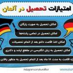 چطور تحصیل در آلمان به اقامت دائم این کشور منجر می شود؟