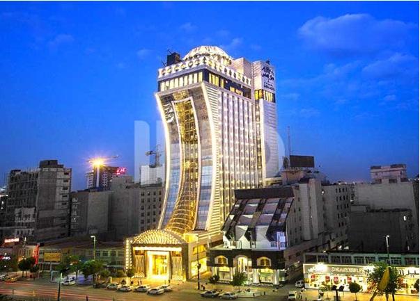 تخفیف ویژه هتل الماس 2 مشهد برای عید غدیر