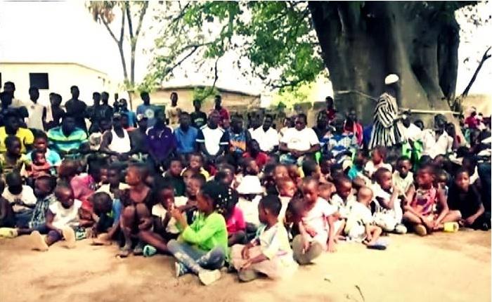 پرجمعیت ترین خانواده جهان را بشناسید! 240 فرزند
