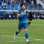 صعود آزمون به رده پانزدهمین گلزن برتر تاریخ باشگاه زنیت