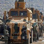 ترکیه به اقدامات توسعه طلبانه نظامی خود در عراق ادامه میدهد