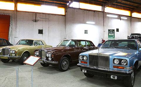 موزه خودرو های کمیاب در ایران
