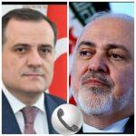 گفتوگوی تلفنی ظریف و وزیر امورخارجه «آذربایجان»