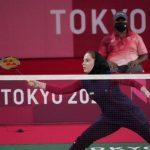 پایان کار بانوی بدمینتون باز ایران/ «آقایی» از المپیک کنار رفت