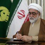 تبریک «طلای»فروغی به مدافعان سلامت و آرزوی موفقیت برای ورزش ایران