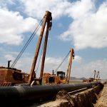 خط لوله انتقال گاز ماهشهر – شادگان به بهرهبرداری رسید