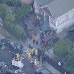 انفجار ۵ هزار پوند مواد منفجره در آمریکا/ ۱۷ نفر زخمی شدند