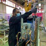 خط تولید داکت اسپیلت جی پلاس راه اندازی شد