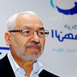 ابتلای «راشد الغنوشی» رئیس حزب النهضة به ویروس کرونا