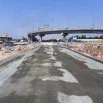 پیشرفت ۹۰ درصدی احداث تقاطع غیر همسطح سه راه باقر شهر