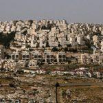 تظاهرات گسترده فلسطینیان علیه شهرک سازی در کرانه باختری
