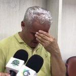 تصاویر| گریه دردناک آقای گل پرسپولیسی/ خدا نگاهی به ما نکرد/ آن سیاه بازها باید پاسخگو باشند