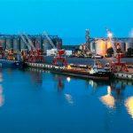 افزایش 8 درصدی ورود کشتی حامل کالای اساسی به بندر امام/ صف کشتیهای خارجی در هاب غلات ایران