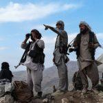 حوزه پنجم لشکرگاه در مرکز هلمند افغانستان به دست طالبان سقوط کرد