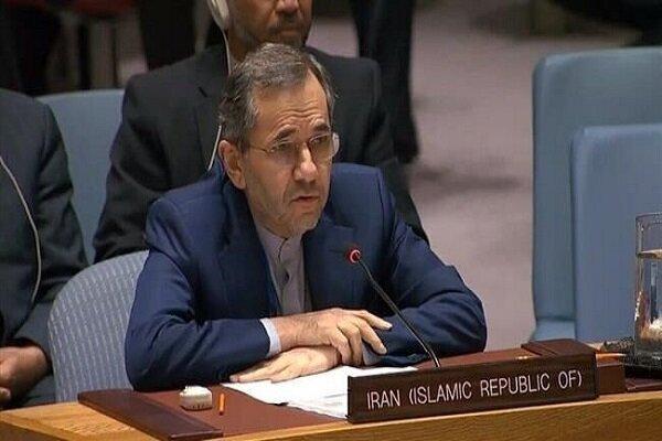حمایت قاطع ایران از کوبا در مبارزه علیه اقدامات غیرقانونی آمریکا