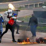 ۶ کشته در جریان اعتراضات هواداران «جاکوب زوما»