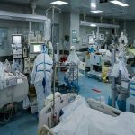 روزهای سیاه کرونایی بیمارستان تأمین اجتماعی گرگان