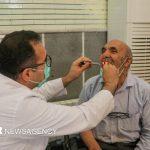ویزیت رایگان افراد آسیب پذیر در جنوب تهران