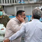 عکس  شکایت مدیرِ روحانیِ گل ریحان از مجری تلوزیون!