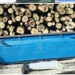 نیم تن چوب طاق قاچاق در دامغان کشف شد