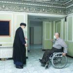 حضور سرزده «رئیسی» در آسایشگاه جانبازان امام خمینی(ره)