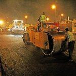 اجرای ۶۳۰۰ تن بتن غلتکی در پروژههای بزرگراهی تهران در سال جاری