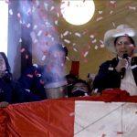 «پدرو کاستیلو» به عنوان رئیس جمهور جدید پرو سوگند یاد کرد