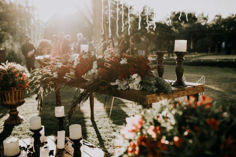 ایده های جذاب برای مراسم عقد و عروسی در فضای باز
