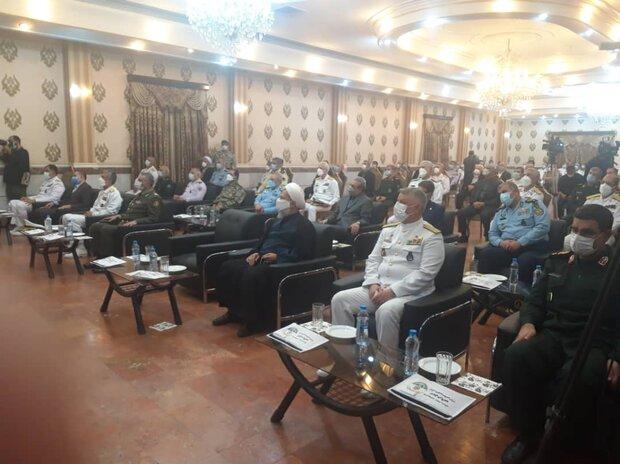 مراسم معارفه فرمانده جدید نیروی دریایی ارتش برگزار شد