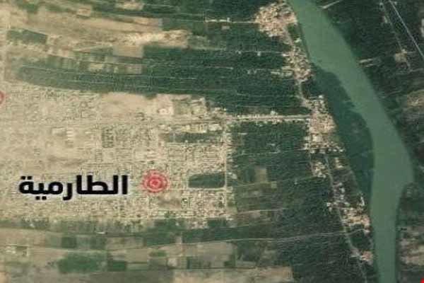 ریشه کنی داعش در الطارمیه فقط به دست حشد شعبی میسر است