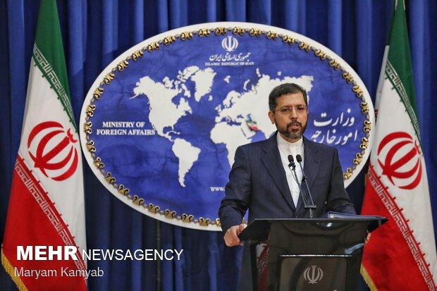 ایران در کنار همه بازماندگان تروریسم ایستاده است